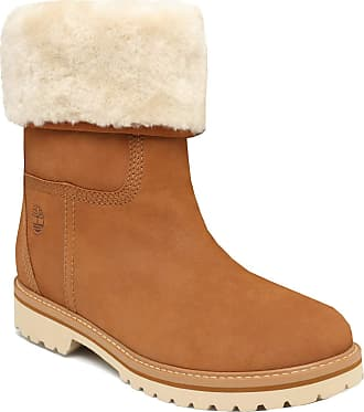 912aeb952643 Timberland Womens Chamonix Valley WP Boot Walking Hiking Suede Ankle Boot -  Saddle - 8