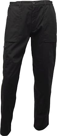 Regatta Mens New Action Trouser (Reg)[TRJ330R] Black