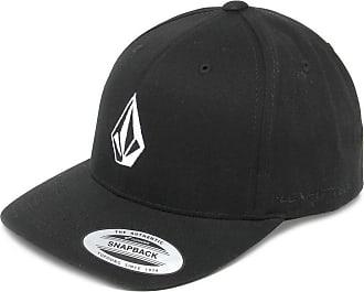 Volcom Boné Stoned Curved Black Importado Masculino Volcom Black - UN e541fe3430a