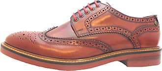 Base London Size 12 Base Mens Woburn Leather Brogues