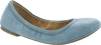 Lucky Brand womens EMMIE Emmie Blue Size: 6 Wide