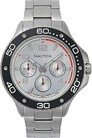 Nautica Relógio Nautica Masculino Aço - NAPP25005