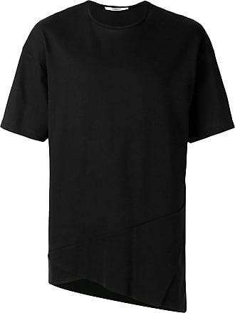 Hussein Chalayan T-shirt con dettaglio a triangolo - Di colore nero