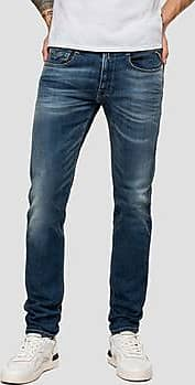 Replay Aged 1 Year Slim Fit Anbass Jeans