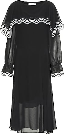 See By Chloé Georgette midi dress