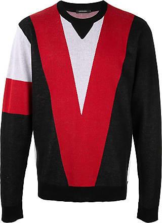 Loveless Suéter color block - Estampado