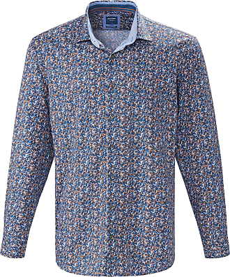 Olymp Shirt Kent collar Olymp multicoloured
