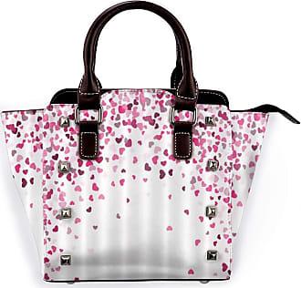 Browncin Romantic Flying Hearts Love Detachable Fashion Trend Ladies Handbag Shoulder Bag Messenger Bags