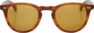 Garrett Leight Garrett leight Hampton x sunglasses H AMBER TORT/P MAPLE U