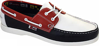 Beppi Ladies Portuguese Made Leather Deck Shoes Black