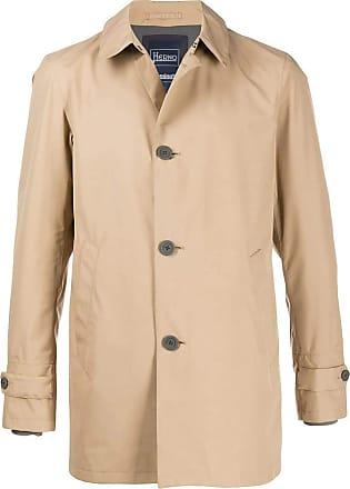 Herno Fashion Man IM039UL111012150 Beige Polyester Trench Coat | Spring Summer 20