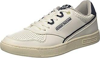Basses Homme 44 Navy EU 51 Sneakers Red Blanc ST718095 Tacchini EU Blanc Sergio White qR6wItP6g
