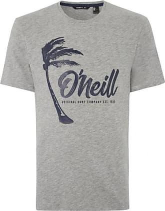 O'Neill Palm Graphic Tee T-Shirt für Herren   grau