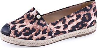 La Femme Alpargata Espadrille La Femme Basic Leopardo 39