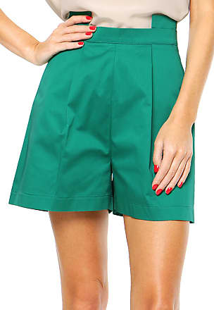 Finery Short Finery London Olinda Tailored Verde