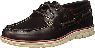 Timberland Bradstreet 3 Eyebrown, Chaussures Bateau Homme, Marron (Brown  Pull Up), 03ad6d4ea6fc