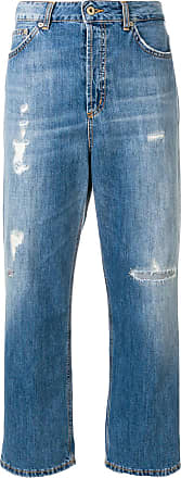 Dondup wide leg jeans - Blue