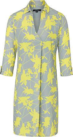 Comma Jersey-Kleid 3/4-Arm comma, mehrfarbig