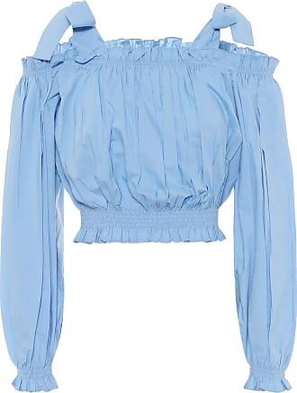 Alexandra Miro Gypsy cotton crop top