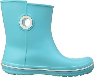 Crocs Crocband Jaunt Short Womens Synthetic Material Boots Navy - 5.5 UK