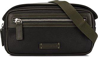 Cerruti zipped belt bag - Green