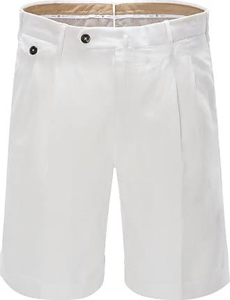 Pantaloni Torino Bermudas weiß bei BRAUN Hamburg