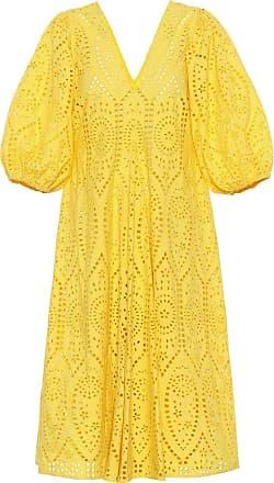 Ganni Exklusiv bei Mytheresa - Minikleid aus Baumwolle