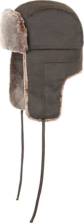 Ushanka chapka with Ear Flaps Stetson Dakano Pigskin Aviator Hat Men//Women Chin Strap Autumn-Winter Lining