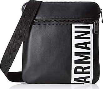 Armani Small Flat Crossbody Bag - Borsa Messenger Uomo c40f927defa