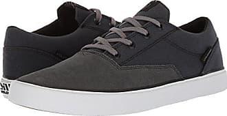 Volcom Mens Draw LO Suede Fashion Shoe Skate, Grey Vintage, 9 M US