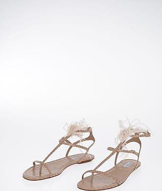 Aquazzura Sandalo PONZA in Pelle taglia 36,5