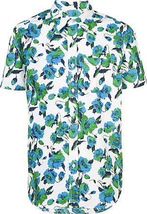 Odin Camisa floral - Branco