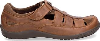 Panama Jack Mens Meridian Basics Flat Sandal, Leather Colours, 10.5 UK