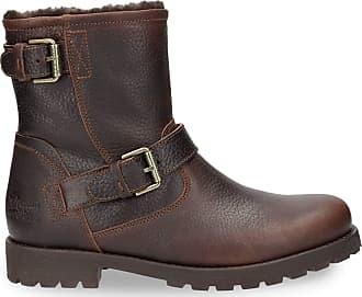 Panama Jack Mens Boots Faust C24 Napa Marron/Brown