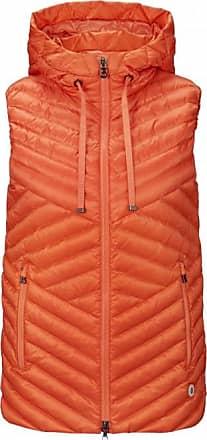 Bogner Jella Down waistcoat for Women - Orange