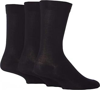 3 Pairs Mens IOMI SockShop Extra Wide Diabetic Socks Swollen Legs 8 Variations