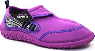 Urban Beach Ladies Urban Beach Berry Aqua Shoes Sizes 3-8 (4, Lilac)