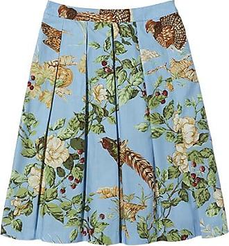 Franken & Cie. Skirt woodland, blue