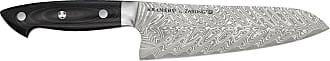 Zwilling KRAMER Euro Stainless Santokumesser 18 cm, Schwarz, Micarta