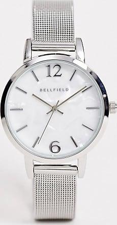 Bellfield mens chronograph watch in navy