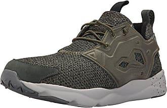 Reebok Mens Furylite gw Fashion Sneaker, Canopy Green/Dark Sage/St, 10 M US