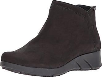 1a013f216c3 Mephisto Womens Margaux Ankle Bootie Black Bucksoft 8.5 M US