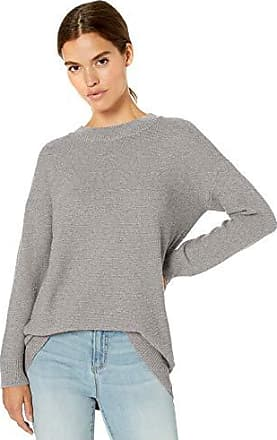 Marchio Daily Ritual Wool Blend Turtlneck Sweater Dress Donna