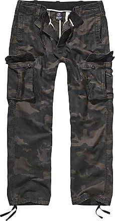 b81a8c21 Brandit Heavy Weight Trouser - Bukser (lang) - Tøybukse - mørk-kamufflasje