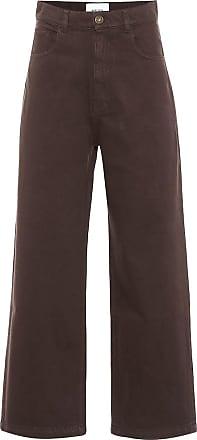 Nanushka High-Rise Straight Jeans Marfa
