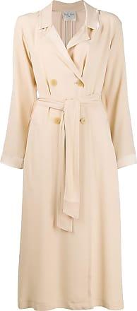Forte_Forte Vaniglia double breasted coat - Neutrals
