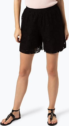 NA-KD Damen Shorts schwarz