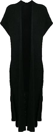 Uma Wang long open cardigan - Black