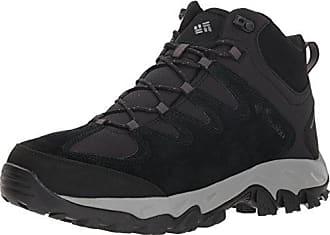 438aa8809a921b Columbia Mens Buxton Peak MID Waterproof Wide Hiking Boot, Black, lux, 8 US