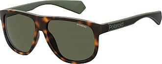Polaroid Mens PLD 2080/S Sunglasses, Multicolour (Havgreen), 58